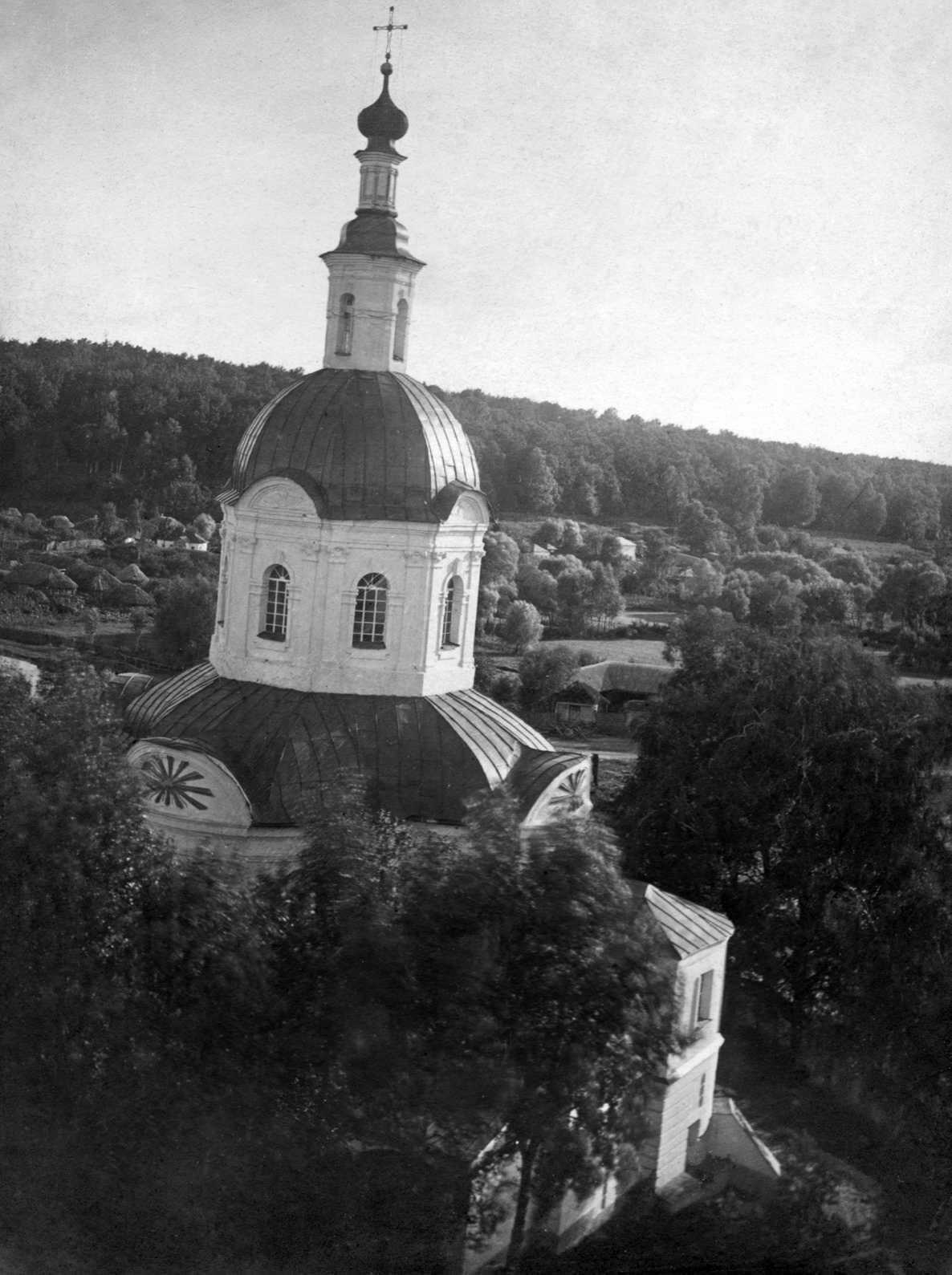 1920-і (?) рр. Верх церкви