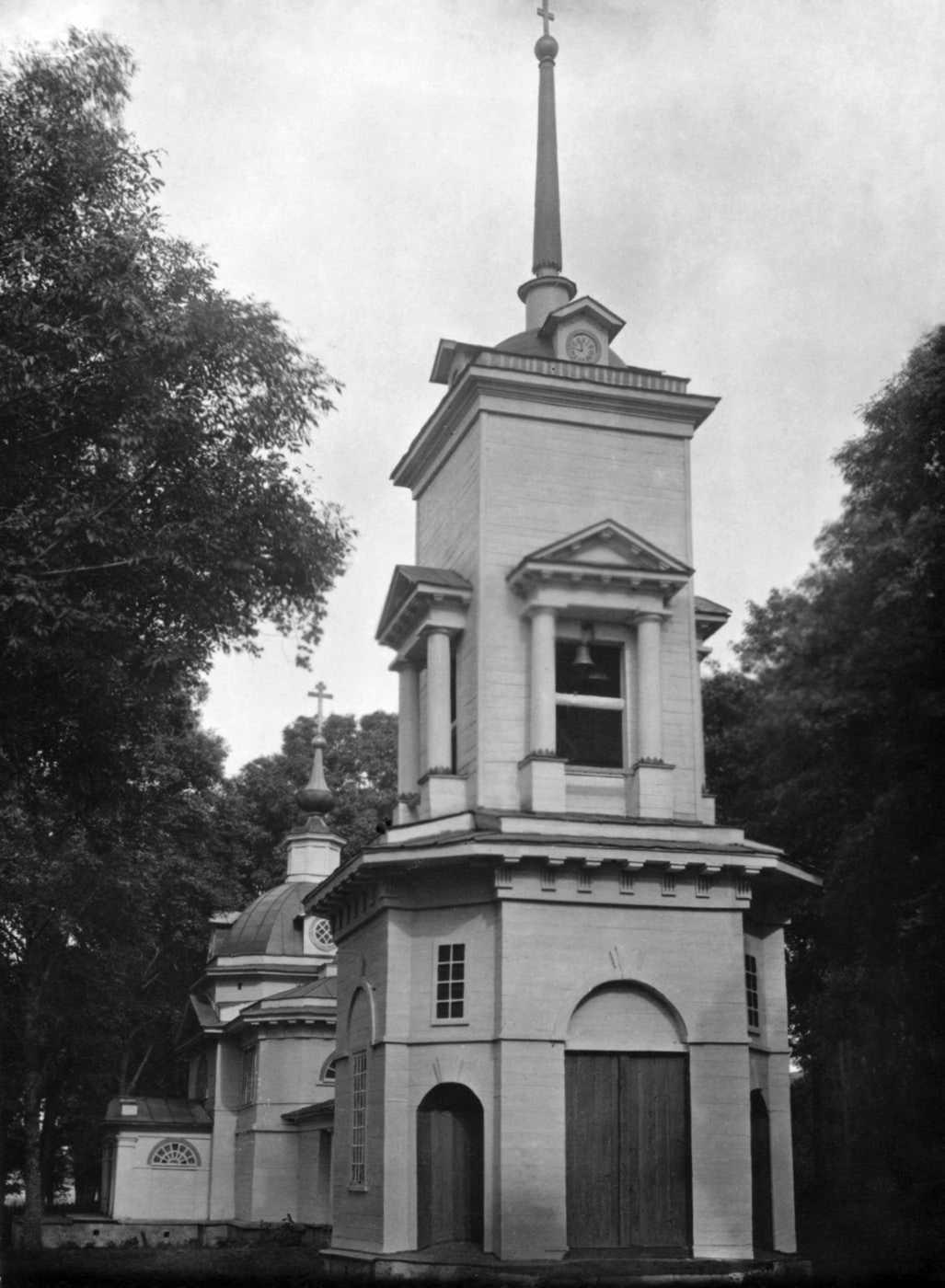 1920-і рр. (?) Дзвіниця