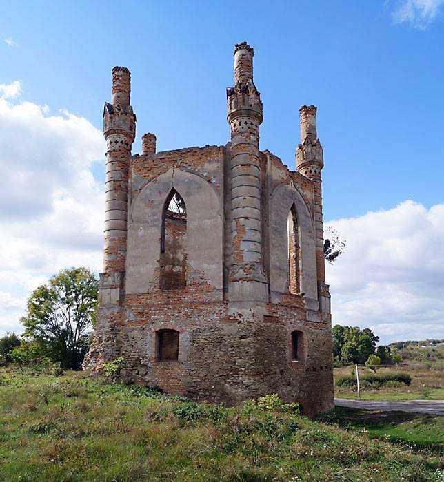 Палац Сосновських