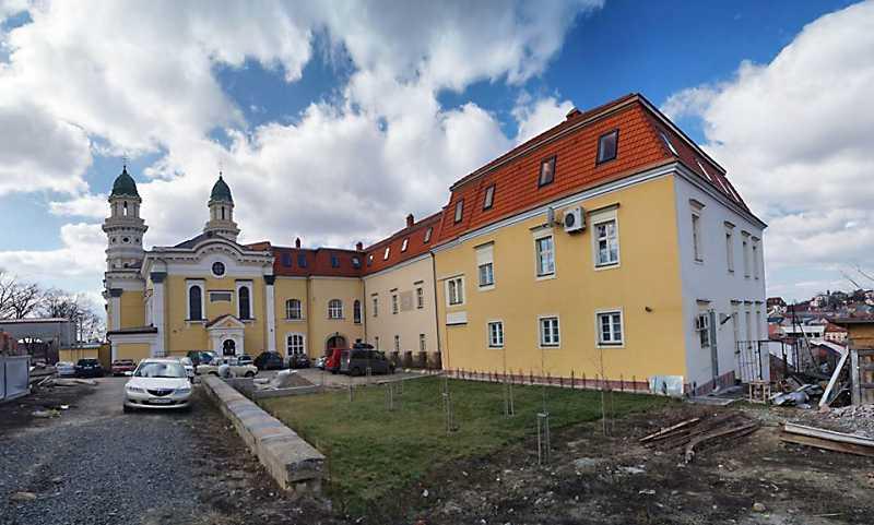 Резиденція єпископа