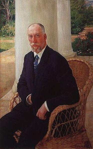 Николай Карлович фон Мекк (портрет…