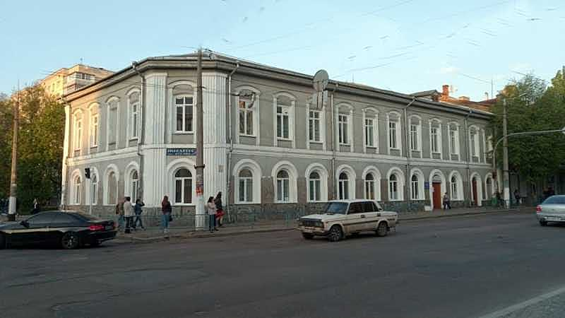 Будинок Ледоховського