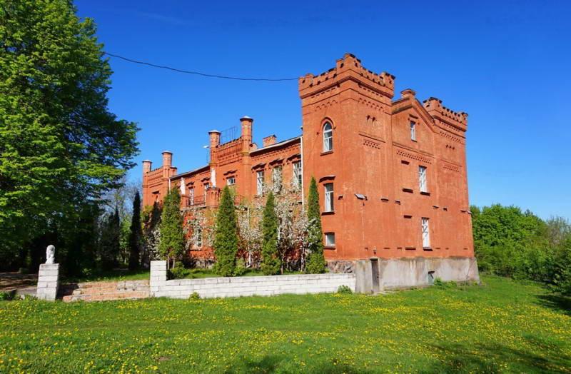 Палац Заботіна