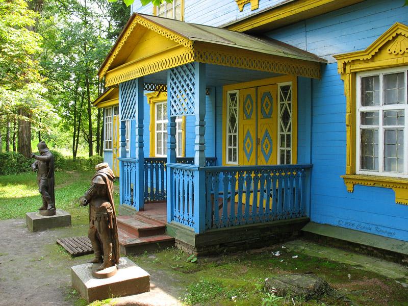 2008 р. Панський мисливський будинок