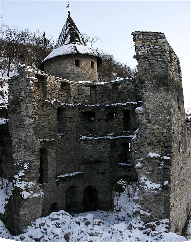 Башта № 1 після руйнування