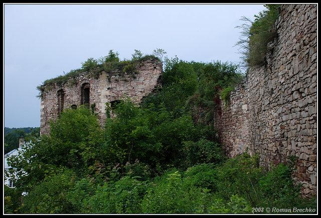 Башта і мур