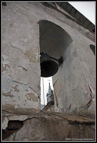 2009 р. Фрагмент дзвіниці