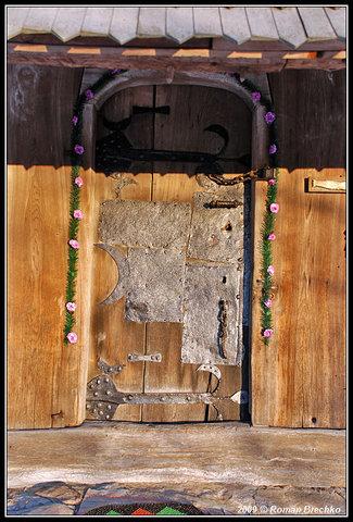 2009 р. Західні двері