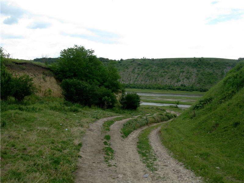 Спуск до Дністра