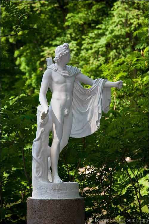 Статуя Аполона Бельведерського