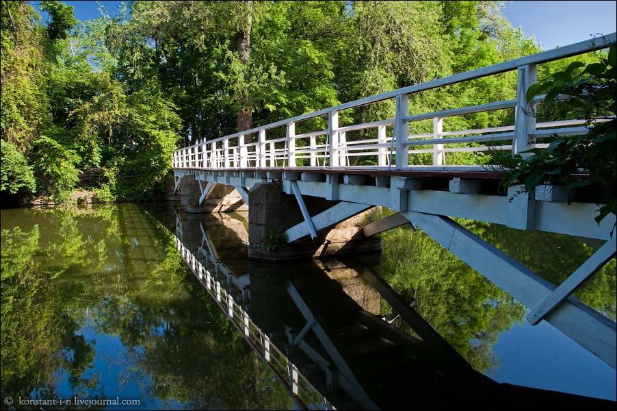 Дерев'яний міст