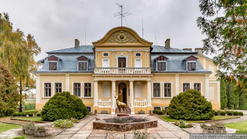 Палац Тишкевичів