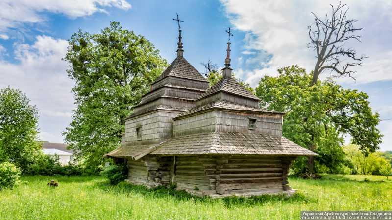 Церква св.Василя (стара)