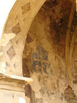 2008 р. Фрагмент стінопису у вівтарі