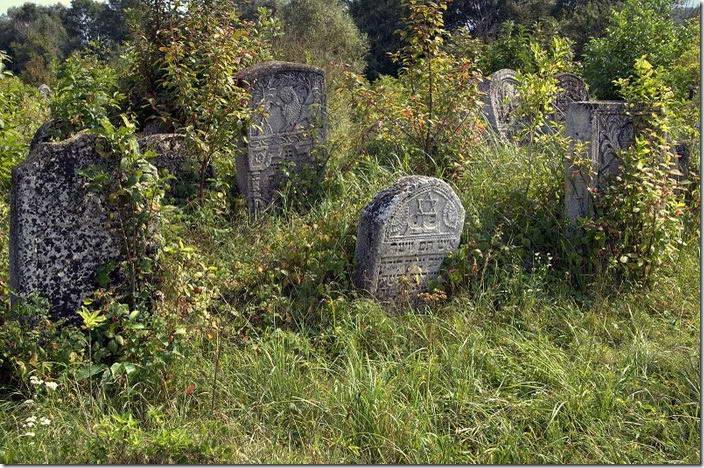 2010 р. Залишки єврейського цвинтаря