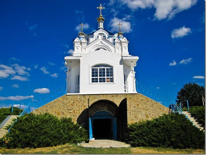 Тепла церква Благовіщення