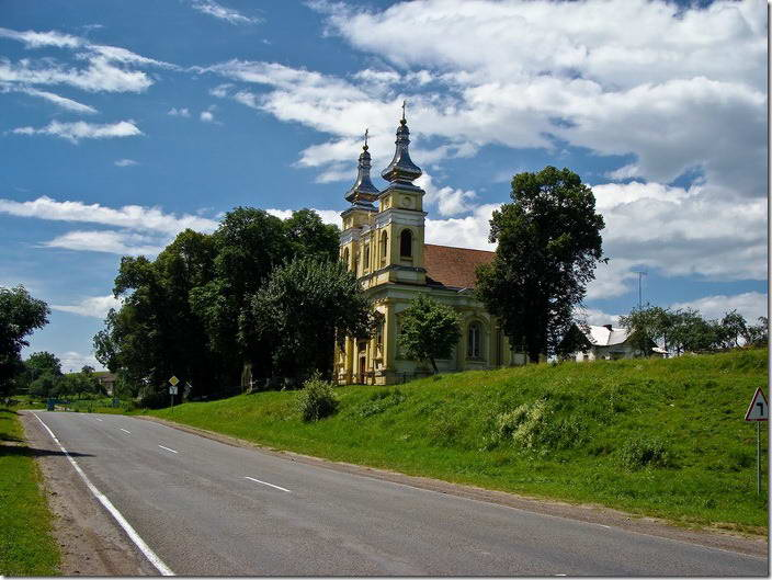 Костел Різдва богородиці
