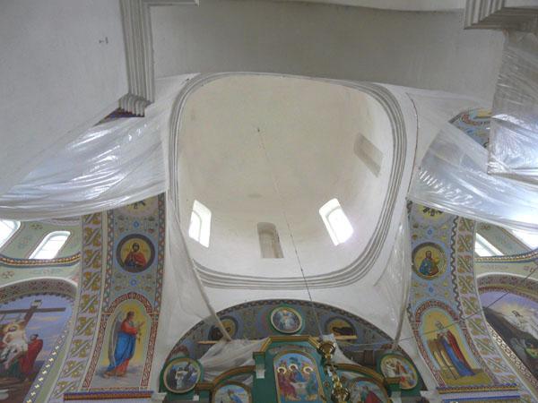 Інетр'єр головного купола