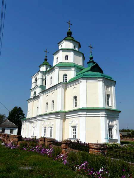 Церква св.Миколи Козацького