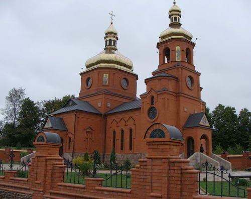 Церква св.Андрія