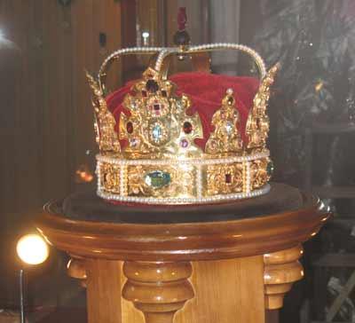 Загальний вигляд корони