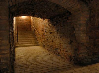 Вхід у підземелля