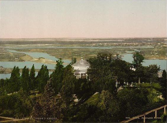 Поч. 20 ст. Панорама із заходу