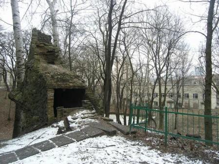 2009 р. Фрагмент парку