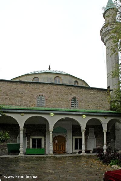 Мечеть Муфті-Джамі