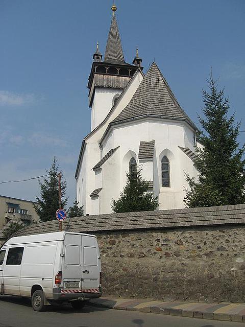 2009 р. Реформатська церква