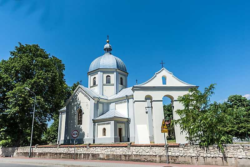 Церква св.Юрія