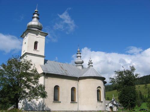 Церква св.Луки