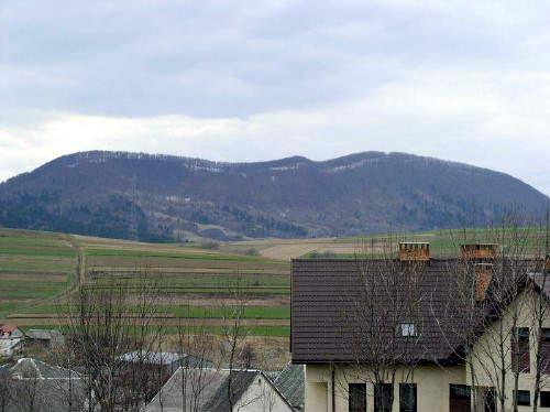 [2003..2006 р.] Вид на гору Цергова