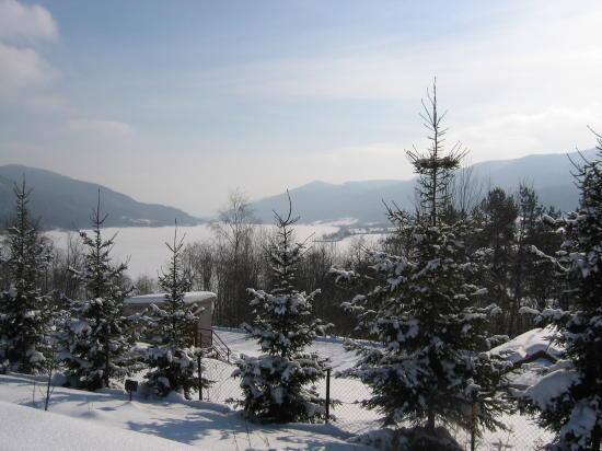 [2003..2006 р.] Краєвид із замерзлим водосховищем
