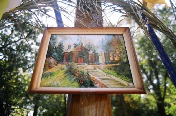 [2003..2006 р.] Образ зруйнованої церкви