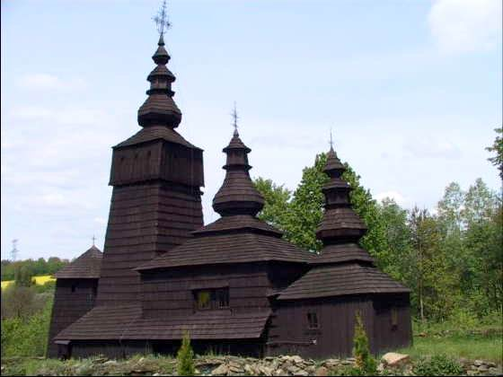 Церква св.Параскеви