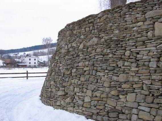 Підпірна стіна