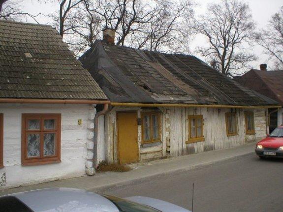 2006 р. Фрагмент старої дерев'яної…