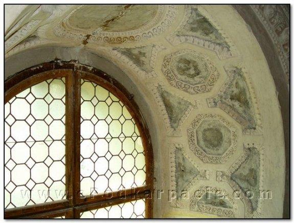 Фрагмент відкосу вікна