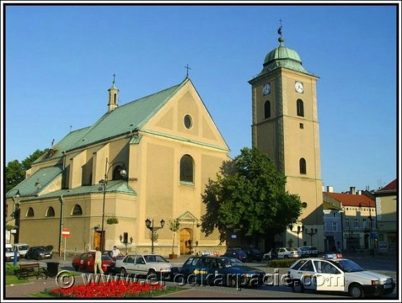 Костел св.Войцеха і Станіслава