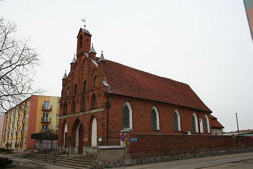 Церква (кол. костел) св.Трійці