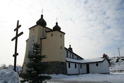 Церква св.Іосафата