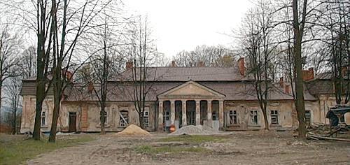[2006 р.] Палац Семенських