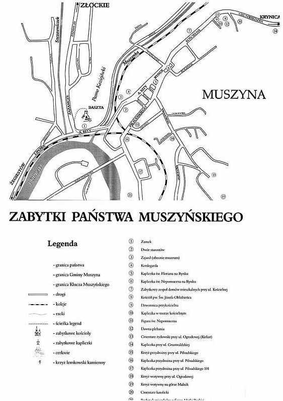 Карта села