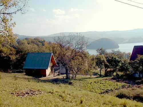 Півострів Виспа з городищем