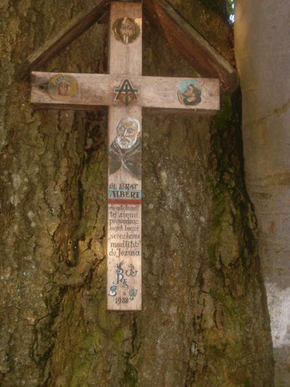 Хрест 1989 р.