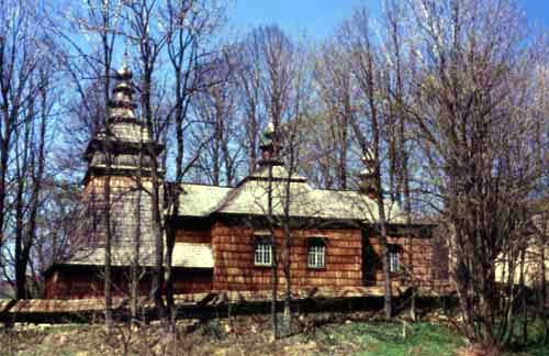 Церква св.Кузьми і Дем'яна греко-католицька