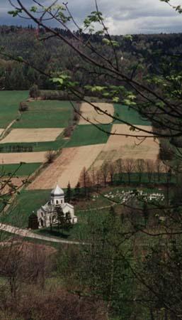 [2006 р.] Краєвид з церквою