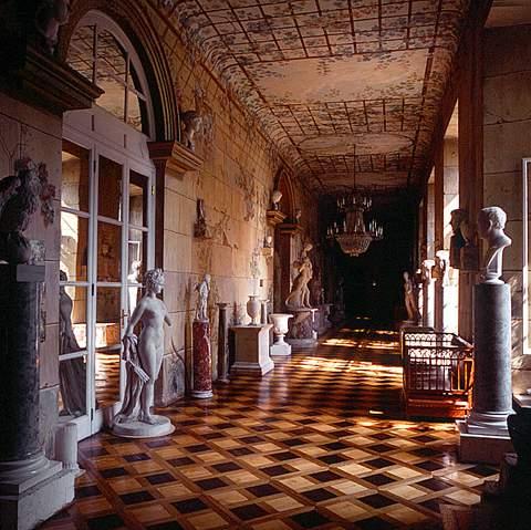 [2006 р.] Галерея скульптур