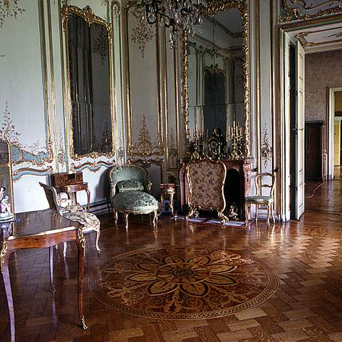[2006 р.] Салон в стилі рококо